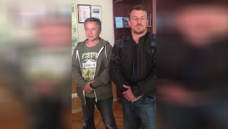 Фото №1 - «Неудачно подурачились»: пранк с пощечиной полицейскому закончился арестом (ВИДЕО)