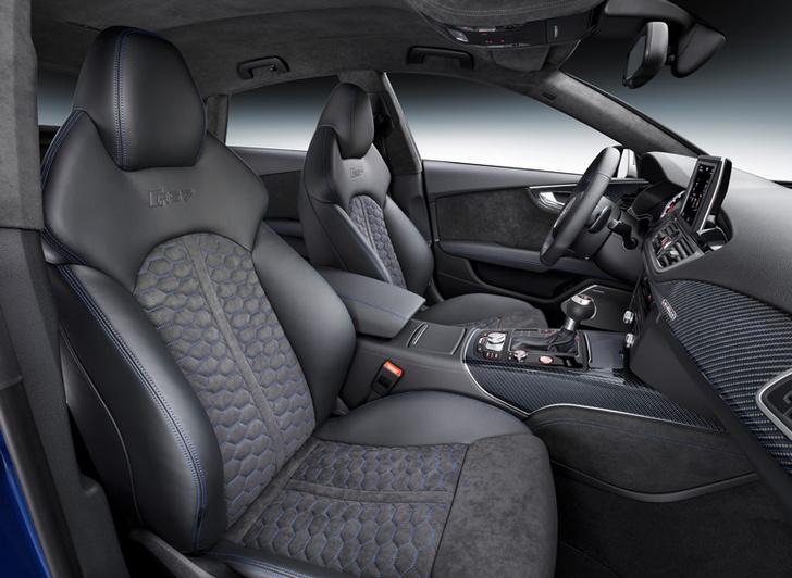 Фото №7 - Audi RS 7 Performance: 605 очень хитрых лошадей