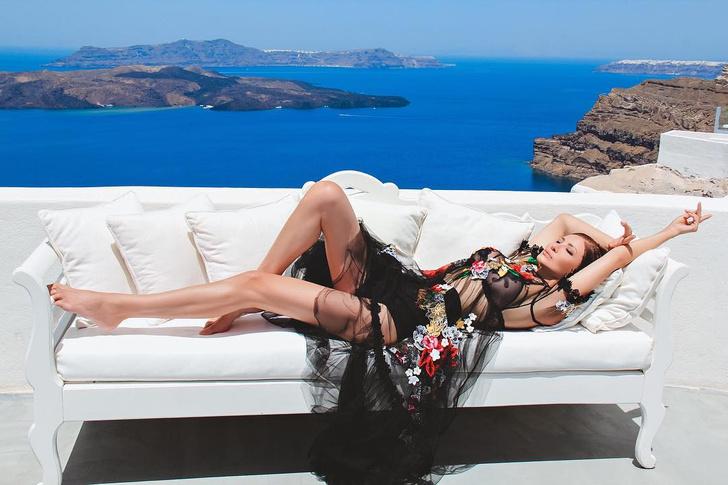 Фото №1 - Знакомься: самая сексапильная итальянка Сети! Сейчас здесь будет жарко!