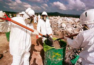 Как избавиться от радиоактивных отходов