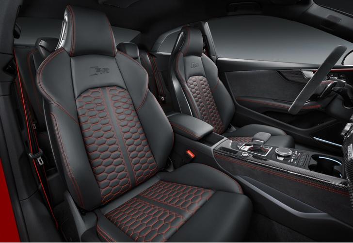 Фото №9 - Отвечаем на главные вопросы об Audi RS 5 Coupe