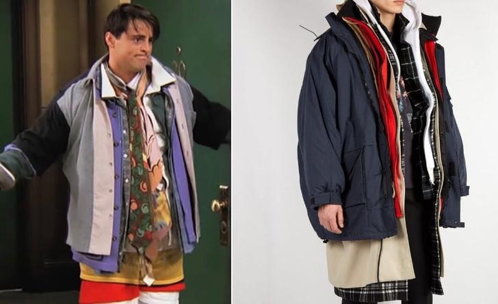 Фото №1 - Полюбуйся на многослойную куртку стоимостью 610 тысяч рублей!