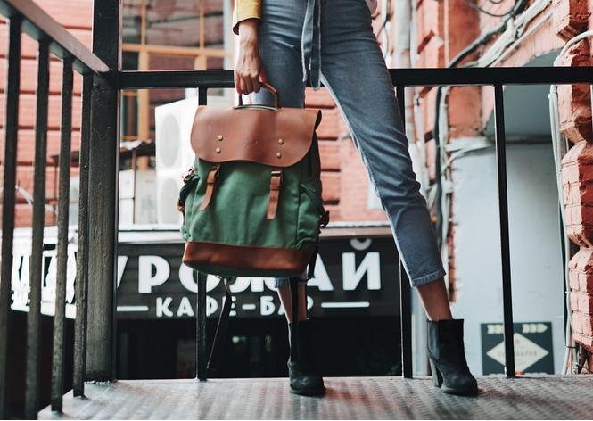 Ginger Bird выпустил серию осенних рюкзаков