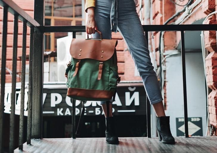 Фото №2 - Ginger Bird выпустил серию осенних рюкзаков