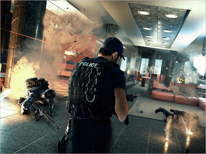 Battlefield Hardline PC, PS3, PS4, Xbox 360, Xbox One