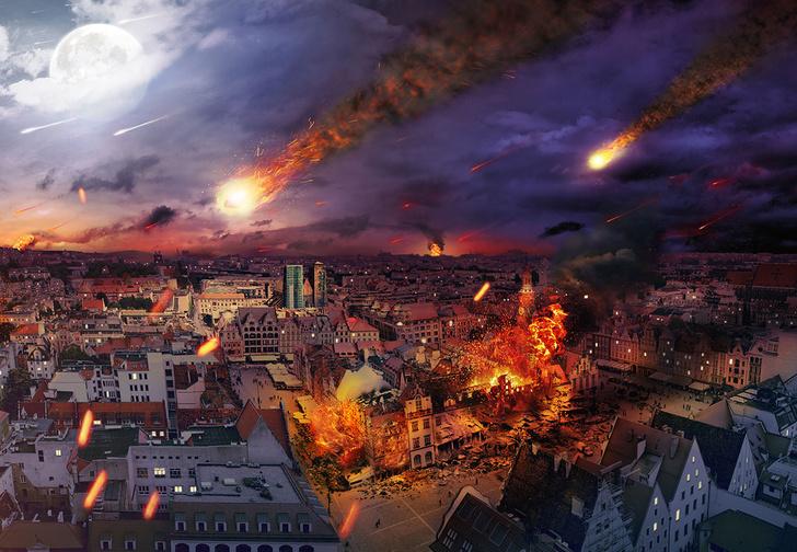 Фото №1 - Буйные энтузиасты назвали год, когда планета-убийца приблизится к Земле