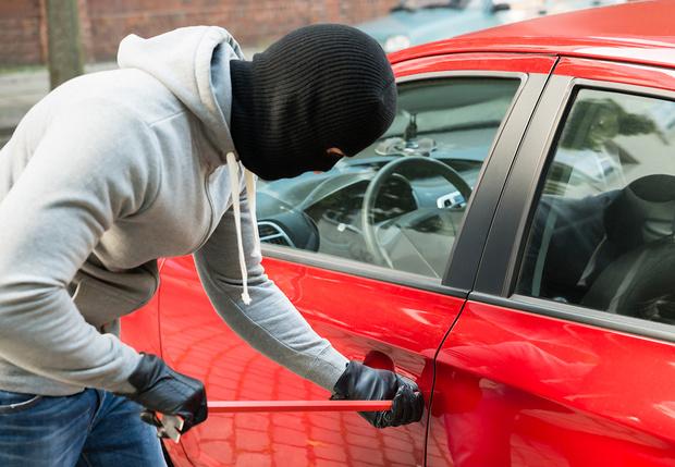 Фото №1 - Страховщики назвали самые угоняемые в России автомобили