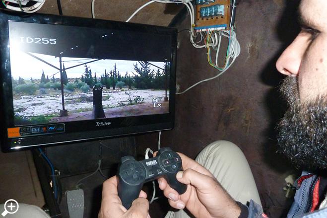 Фото №3 - Миномет под управлением iPad и еще 2 вида оружия, сделанных сирийскими повстанцами из подручных вещей