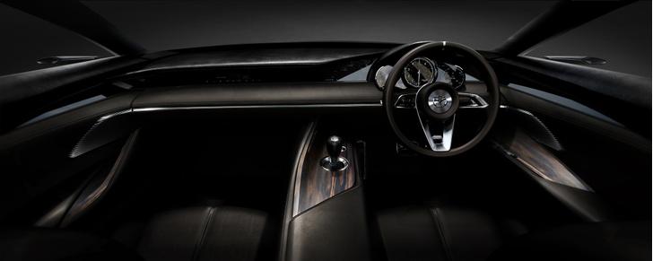 Фото №7 - Концепт-кар Vision Coupe ни на что не намекает…
