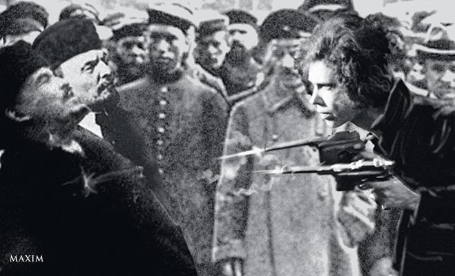 Фото №2 - Если бы Ленин был сиамскими близнецами