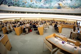 Россия решила занять место США в совете по правам человека
