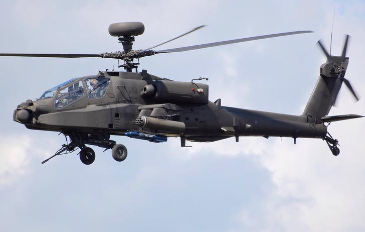 Фото №5 - Оцени новый футуристический вертолет армии США
