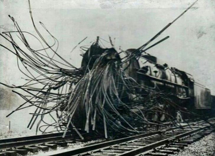 Фото №3 - Шостакович на пожаре и еще 4 неожиданные ретрофотографии