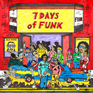 7 Days of Funk, 7 Days of Funk, 2013