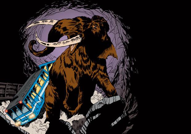 Фото №3 - Подземный мамонт и еще 7 загадочных существ, в которых верят криптозоологи