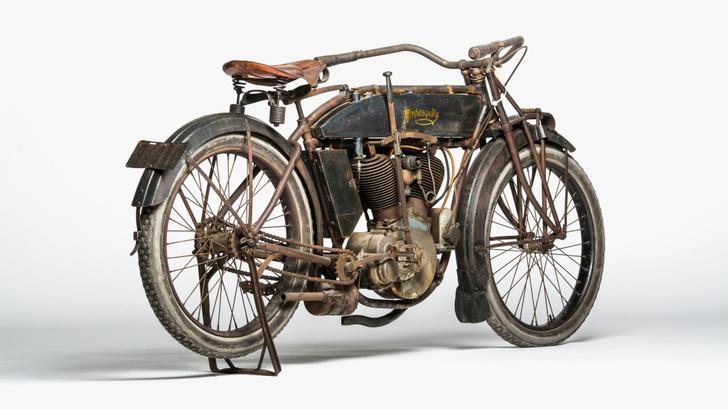 Фото №1 - Где купить раритетный мотоцикл