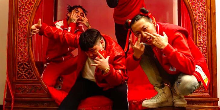 Фото №1 - На китайском телевидении хотят запретить татуировки и рэп. 唷!
