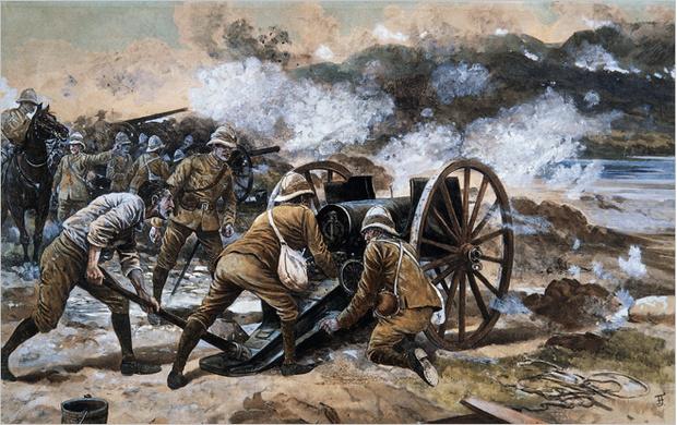 Фото №13 - Калека-вояка. Бравая биография генерала Адриана Картона де Виарта