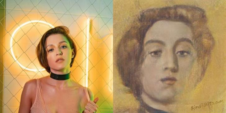 Фото №3 - AI Portraits — новый сервис, который превращает фото в портрет эпохи Возрождения