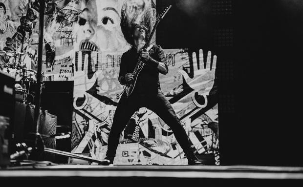 Фото №20 - Megadeth подняли температуру в Москве — посмотри и приобщись!