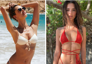 Объявлен топ-10 лучших в мире моделей в купальниках. На первом месте — наша!