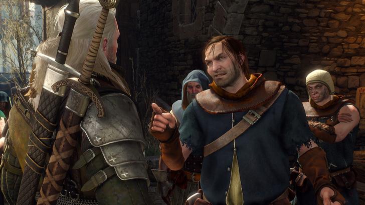 Фото №3 - 20 фактов о грядущей игре The Witcher 3: Wild Hunt