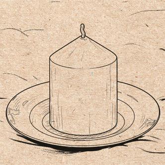Фото №5 - Как сделать светильник из снежков и сугробный дом