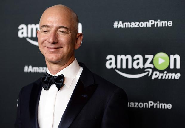 Фото №1 - Кто такой Джефф Безос, самый богатый человек в мире?