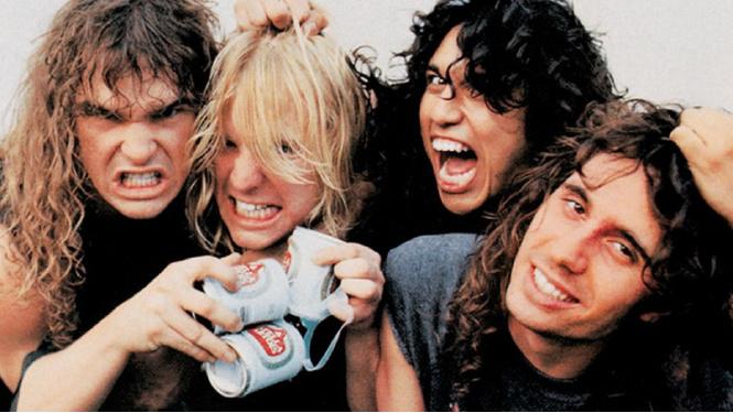 Группа Slayer заявила о завершении карьеры