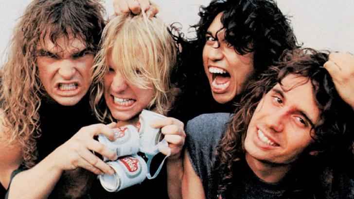 Фото №1 - Группа Slayer заявила о завершении карьеры