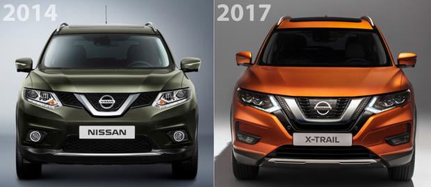 Фото №2 - Главные фишки обновленного Nissan X-Trail