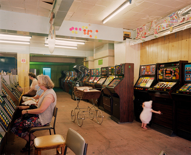 Фото №7 - Обычный туристический ад: фотографии английского курорта в 80-е