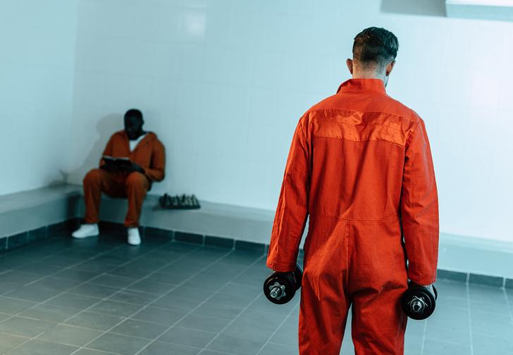 Фото №7 - Защита из положения сидя: история Исаака Райта, который выучился в тюрьме на адвоката и посадил посадившего его прокурора