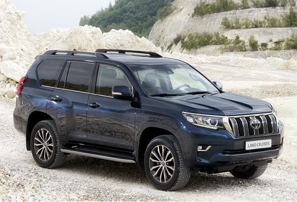 Toyota Land Cruiser Prado фото 1