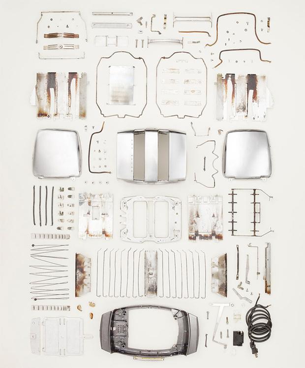 Фото №9 - 10 предметов, разобранных на части: от бензопилы до огнетушителя