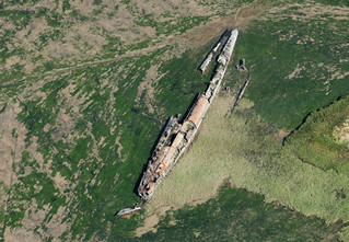 Фото месяца: затонувшая подлодка UB122