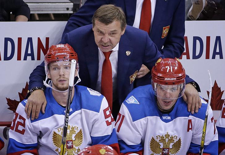 Фото №1 - «Давай-ка, в лицо мне это скажи!» Почему русские хоккеисты переругались в НХЛ