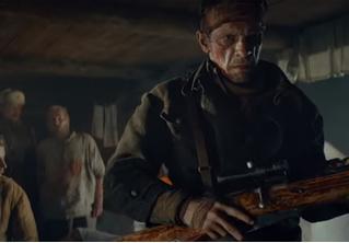 Трейлер русского вестерна про Великую Отечественную: «Красный призрак»