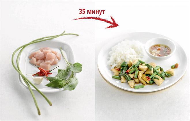 5 лучших блюд тайской кухни, которые может приготовить даже холостяк