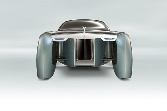 Rolls-Royce, каким его еще никто никогда не видел!