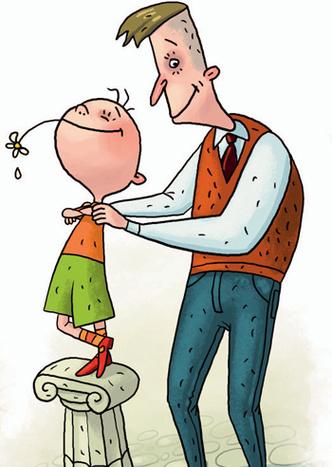 Фото №9 - Вредные советы для начинающих отцов