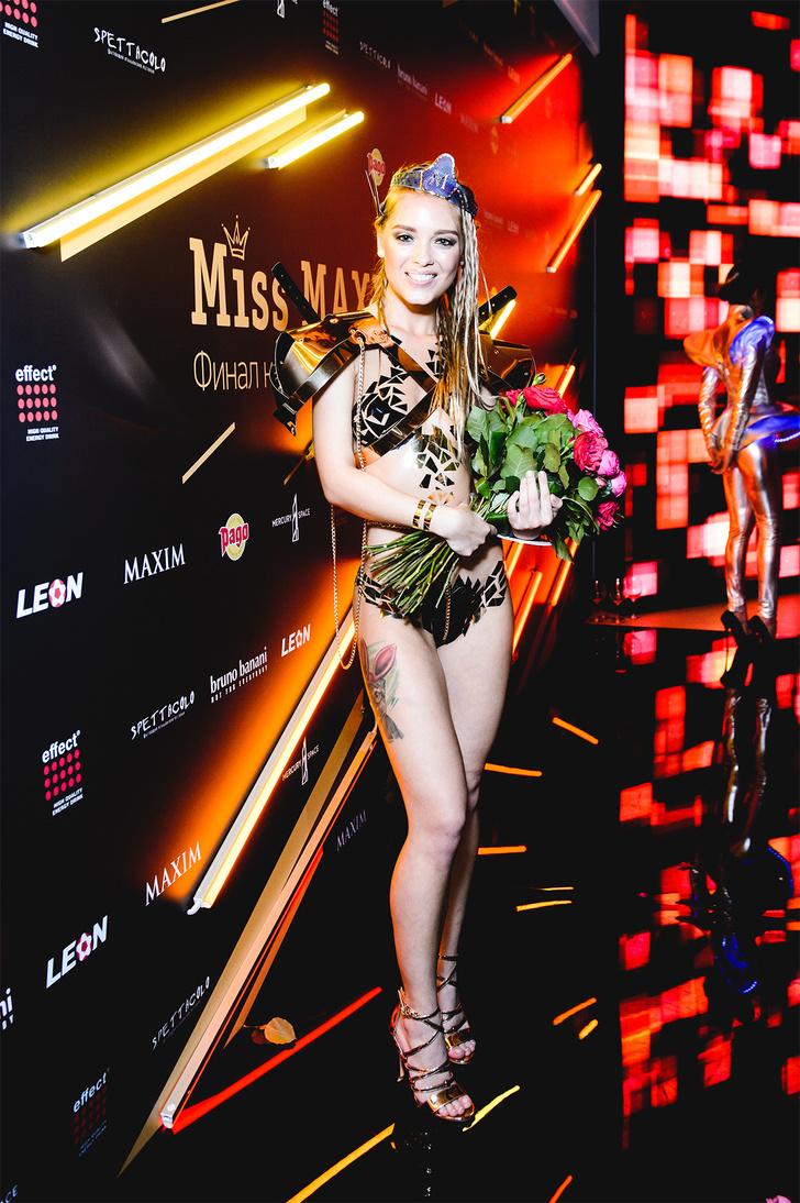 Екатерина Котаро — Miss MAXIM 2017