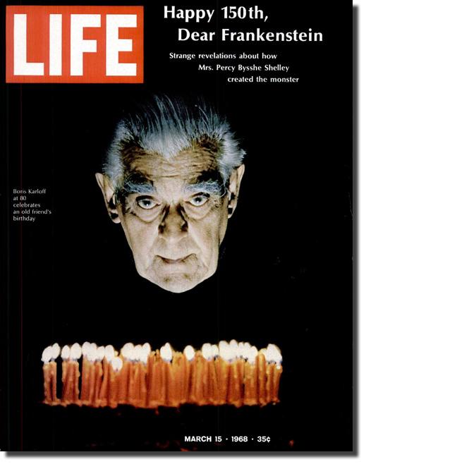 Фото №29 - Самые выдающиеся обложки в истории журнала Life
