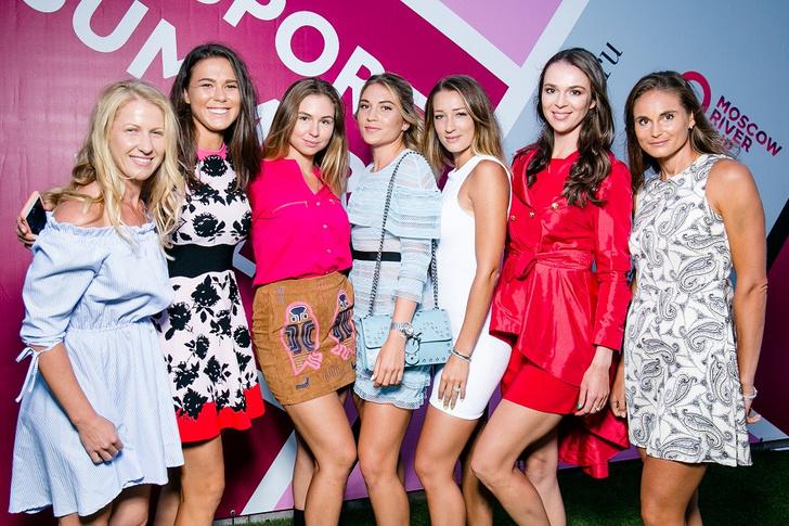 Фото №2 - Sport. Summer. Style: вечеринка на крыше в честь открытия Moscow River Cup