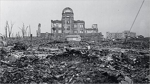 Бомбардировка Хиросимы и Нагасаки