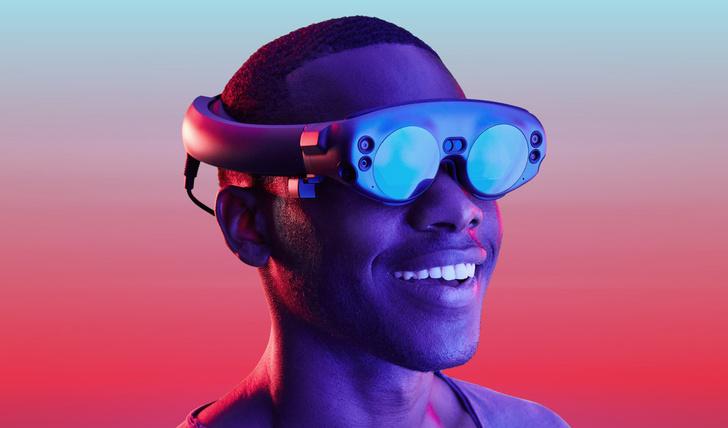 Фото №1 - Свет увидела самая секретная IT разработка последних лет — очки дополненной реальности Magic Leap
