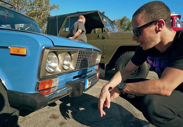Фото №1 - Американцы тестируют «Жигули» в Калифорнии. Карбюраторное видео!