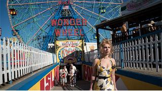 Русский трейлер нового фильма Вуди Аллена «Колесо чудес»