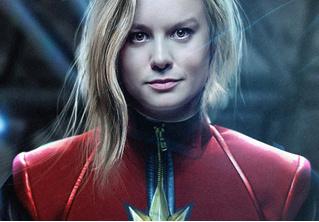 Супергеройский трейлер «Капитан Марвел». На русском