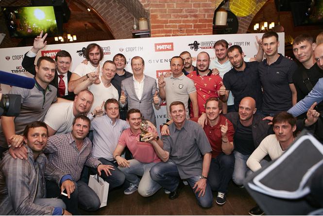 Состоялся шестой ежегодный хоккейный турнир на Кубок MAXIM